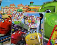 Chuggington traktatie